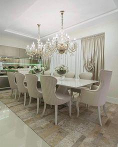 Sala de jantar by Arquiteto Athos  @_decor4home