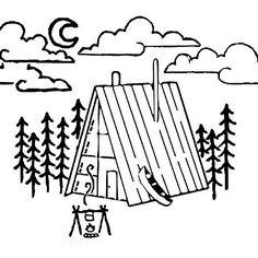 My place #ink #illustration  #blackandwhite #sketch
