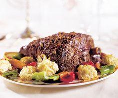 Arabic Food Recipes: Moroccan Lamb Roast Recipe
