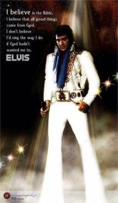 Elvis, the 'Humble King'