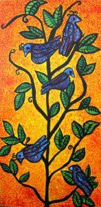 Lesson Plan Ideas, Candido Bido, Dominican Artist