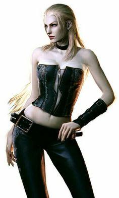 Devil May Cry 4 Trish