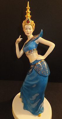 Royal Doulton Dance Collection Thai Dance Figurine HN5645 Brand New Hand Signed