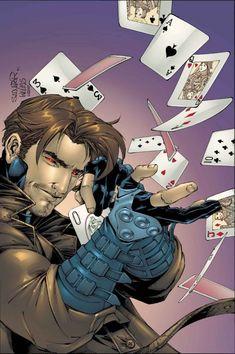 Gambit, X-Men                                                                                                                                                                                 Mais