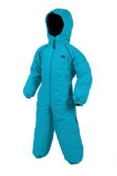 Eskimo Suit - Quilted Waterproof All-in-One Childrens Rainsuit available from Adventure Togs Just £25.99 for 1 week only! RRP £32.99.