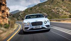 2016 Bentley Continental GT - http://gmotorscars.com/2016-bentley-continental-gt-price/