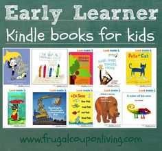 9 best deals free amazon kindle books images on pinterest amazon early learner kindle books round up fandeluxe Images