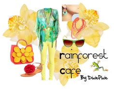 """""""Rainforest Cafe"""". WDW. Disney's Animal Kingdom. What to wear to WDW. Downtown Disney. WDW outfits. Disney style."""