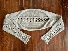 The Love Shrug Knitting Pattern