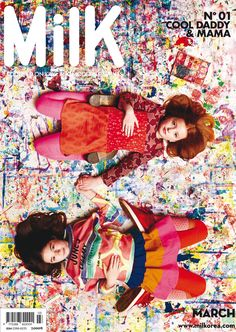 Welcome to MilK Korea ! Fashion Magazine Cover, Fashion Cover, Kids Fashion, Milk Magazine, Magazines For Kids, Graphic Design Print, Zara Kids, Design Graphique, Photography Projects