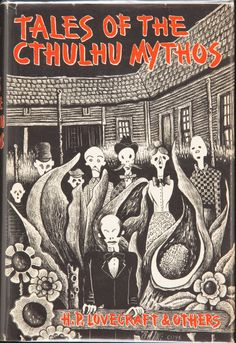 Tales of the Cthulhu Mythos - H. P. Lovecraft (and others) http://toomuchhorrorfiction.blogspot.com/2011/05/tales-of-cthulhu-mythos-vols-i-and-ii.html