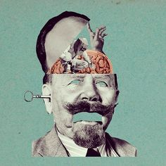 By QTA3 #collage #illustration
