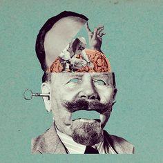By QTA3 #collage #illustration