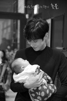 Kpop idol with kids Korean Adoption, Kdrama, B1a4 Jinyoung, Kim Yoo Jung, Lee Seung Gi, Drama Korea, Korean Star, Korean Actors, Korean Dramas