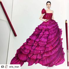 18 New Ideas Fashion Illustration Sketches Poses Moda Fashion Illustration Template, Illustration Mode, Fashion Illustration Dresses, Design Illustrations, Fashion Illustrations, Dress Design Drawing, Dress Design Sketches, Fashion Design Drawings, Dress Drawing