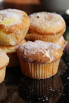 Muffin Recipes, Baking Recipes, Cake Recipes, Dessert Recipes, Afternoon Tea Recipes, Scones Ingredients, Dessert For Dinner, Different Recipes, No Bake Desserts
