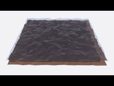 Quick tutorial! Learn my water technique To those using 2.72: Add the displace modifier. Then go to your texture tab and make a new cloud texture. Then go ba...