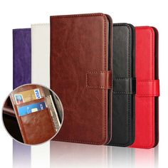 For Samsung Galaxy J1 2016 Case Cover Samsung Galaxy J1 PU Leather Saddle Flip Wallet Case for Samsung J1 J120 Phone Coque