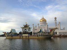 Mosques in Brunei: Sultan Omar Ali Saifuddien Mosque