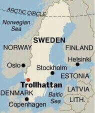 #SAABLOVE In Trollhattan