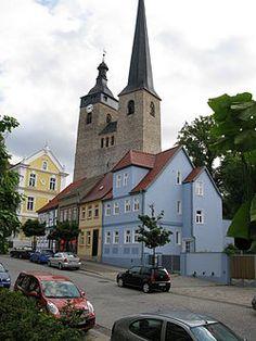 Burg bei Magdeburg, Germany... meine Heimatstadt