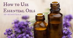 Want to get started with essential oils but not sure how to use them? This is the definitive guide on how to use essential oils for personal use, cooking, cleaning and much more.
