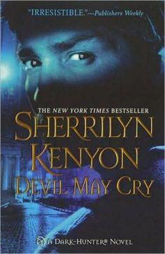 Devil May Cry (Dark-Hunter Series #10), by Sherrilyn Kenyon