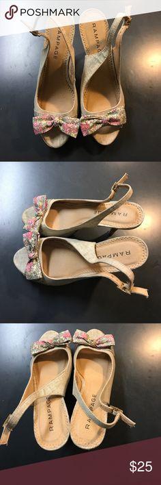 Women rampage Women rampage heels shoes brand new Rampage Shoes Heels
