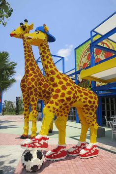 Peggy Loh ~ My Johor Stories: Legoland Malaysia is here!