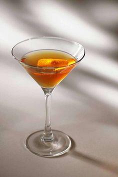 The Velvet Rope whiskey cocktail in San Francisco, Calif., on October ...