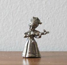 Pewter figurines = Grandma