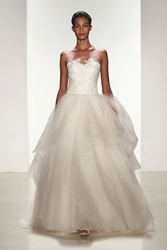 Amsale Wedding Dresses Fall 2015 'Jules'