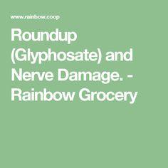 Roundup (Glyphosate) and Nerve Damage. - Rainbow Grocery