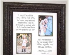 Wedding Quotes :Celebrating the Special Moments in Your LIfe by PhotoFrameOriginals Thank You Gift For Parents, Wedding Gifts For Parents, Mother Of The Groom Gifts, Wedding Thank You Gifts, Mother In Law Gifts, Father Of The Bride, Gifts For Father, Bride Gifts, Dad Gifts