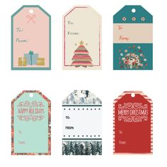 North pole printable gift tags north pole free printable and gift download our free printable gift tags inspired by prints from some of our fabric designers negle Choice Image
