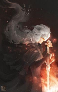 The Firekeeper by StefTastan on DeviantArt