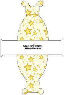 Kit para Festas - Estrelas