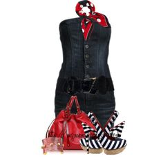 """""""Untitled #2120"""" by mzmamie on Polyvore"""