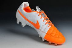 best service e2413 1f090 Nike Tiempo Legend V FG - Orange White on sale,for Cheap