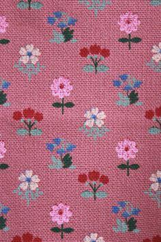 SALE 10% OffVintage deco fabric NOS unused by WollariumsVintage