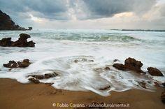 mareggiata a Porto Paglia by Fabio Corona, via Flickr