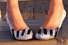 I love my sparkly piano heels!!