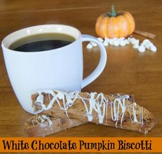 ... Biscotti on Pinterest | Pumpkin biscotti, Pumpkin pies and Almonds