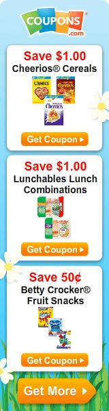 Free Grocery Coupons - Print and Save