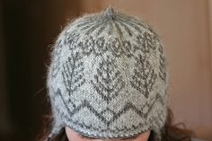 Detail of Elements Hat by domesticatedhuman, via Flickr