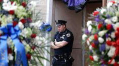 Wake for NYPD Officer Brian Moore, shot in the head while on duty - FOX NEWS #NYPD, #Moore, #Police, #Shooting, #Wake, #US
