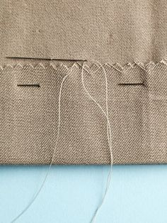 How to Hem Pants Without a Sewing Machine - How to Hem Pants at WomansDay.com - Woman's Day