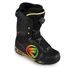 Snowboarding Boot Men's Flow Rival Coiler Snowboard Boots