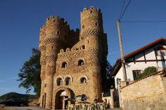 Castillo de Cebolleros  Burgos