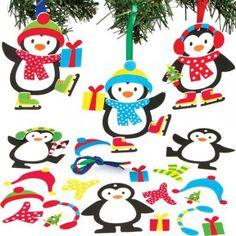 En provenance directe de la banquise... Theme Noel, Christmas Decorations, Christmas Ornaments, Marceline, Crepe Paper, Activity Games, Happy Holidays, Hobbit, Techno